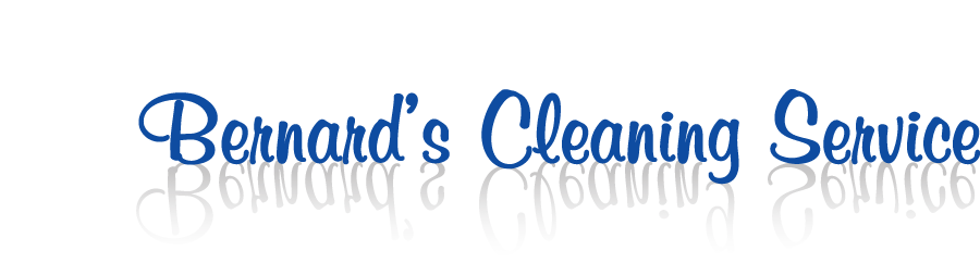 Bernard's Cleaning logo